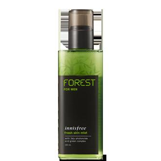 森林男士喷雾型清新爽肤水 180ML-化妆水 保湿水