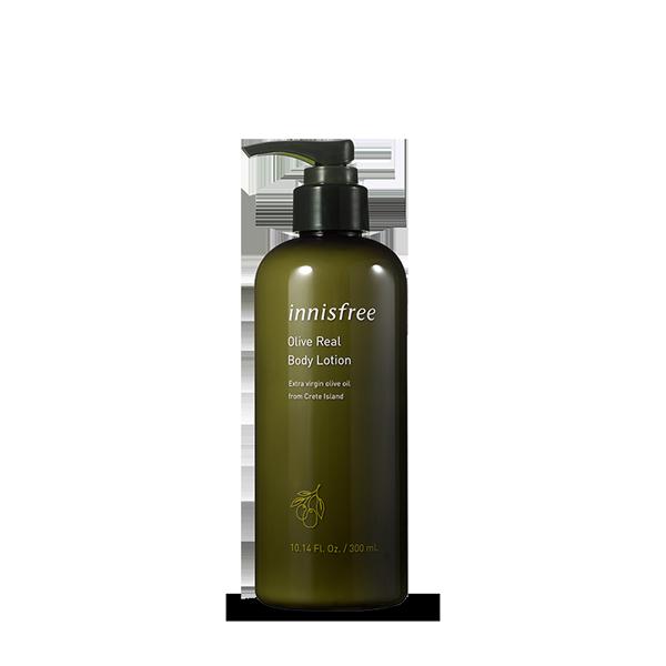 悦诗风吟橄榄油自然身体滋润乳 300ML-保湿