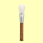 悦诗风吟乐活自然美妆工具——圆头胭脂刷