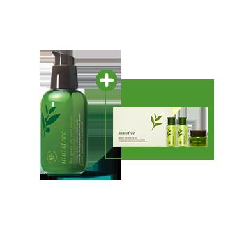 绿茶籽精萃水分菁露 80ml-小绿瓶