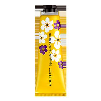 悦诗风吟香氛护手霜-济州栀子花
