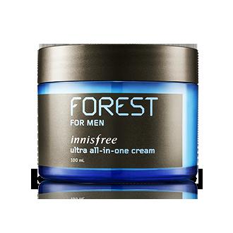 森林男士水润滋养多效修护面霜