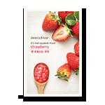 悦诗风吟真萃鲜润面膜-草莓-10月新品