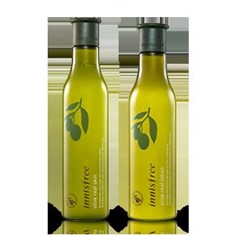 橄榄油肤质提升水乳套装