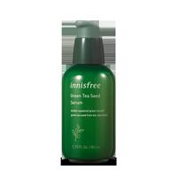 明星小绿瓶-绿茶籽精萃水分肌底精华露